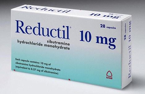 Reductil Generika 10mg